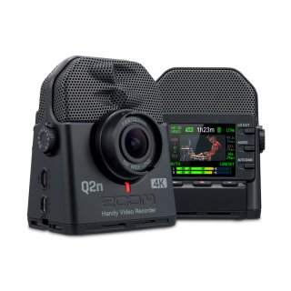 ZOOM (ズーム) ハンディビデオレコーダー Handy Video Recorder Q2n-4K■■