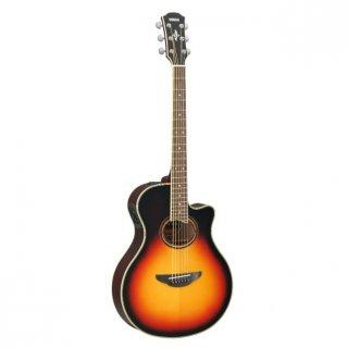 YAMAHA (ヤマハ) APXシリーズ エレクトリックアコースティックギター APX700II (VS:ビンテージサンバースト ) ソフトケース付