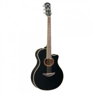 YAMAHA (ヤマハ) APXシリーズ エレクトリックアコースティックギター APX700II (BL:ブラック ) ソフトケース付