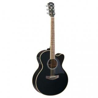 YAMAHA (ヤマハ) CPXシリーズ エレクトリックアコースティックギター CPX700II (BL:ブラック) ソフトケース付