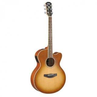 YAMAHA (ヤマハ) CPXシリーズ エレクトリックアコースティックギター CPX700II (SDB:サンドバースト) ソフトケース付