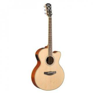 YAMAHA (ヤマハ) CPXシリーズ エレクトリックアコースティックギター CPX700II (NT:ナチュラル) ソフトケース付