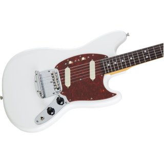 Fender (フェンダー) エレキギター MIJ Traditional '60s Mustang カラー:Arctic White【ギグバッグ付属】