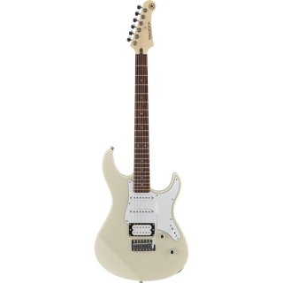 YAMAHA (ヤマハ) エレキギター PACIFICAシリーズ PAC112V  (VW:ヴィンテージホワイト)【ソフトケース付属】