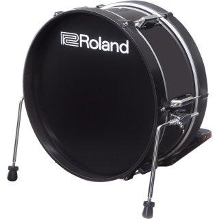 Roland (ローランド) VADシリーズ キックドラムパッド 18インチ KD-180L-BK