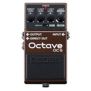 BOSS (ボス) オクターブ Octave OC-5 【送料無料】
