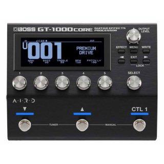 BOSS (ボス) ギター用マルチエフェクター Guitar Effects Processor GT-1000CORE