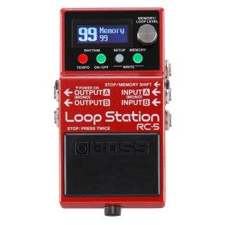 BOSS (ボス) ループステーション Loop Station RC-5