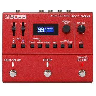BOSS (ボス) ループステーション Loop Station RC-500