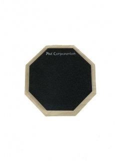 Pad Corporation ( パッドコーポレーション )  6インチ 練習パッド Practice Pad PP-06 SD/BR