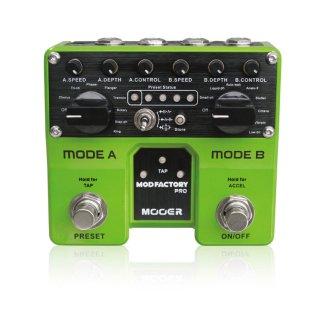 MOOER ( ムーアー ) Mod Factory Pro