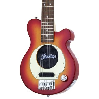 Pignose (ピグノーズ) アンプ内蔵エレキギター PGG-200 CS(Cherry Sunburst)【ソフトケース付属】
