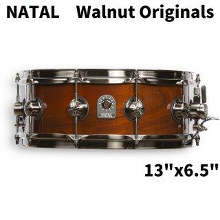 NATAL (ナタール) Walnut Originalsシリーズ スネアドラム 13