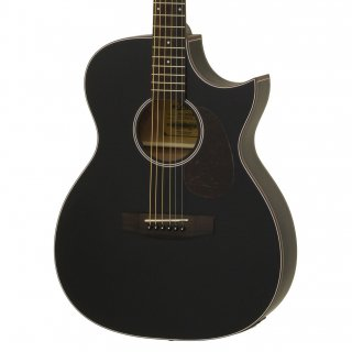 ARIA(アリア)エレクトリックアコースティックギター Aria-101CE-MTBK 【ソフトケース付属】