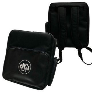 dw (ディーダブリュ) ツインペダル用バッグ DW-DS-CP2293【リュックタイプ】