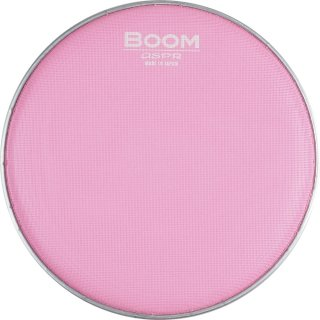 ASPR (アサプラ)  BOOM BMPK-20 バスドラム用 メッシュヘッド 20インチ カラー:ピンク