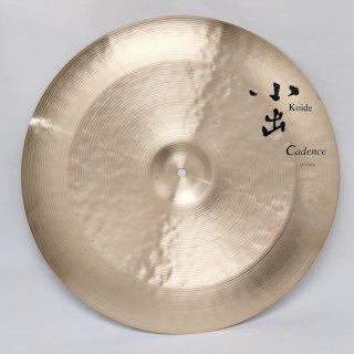 小出シンバル Cadence (ケーデンス) チャイナ シンバル 18インチ CA-18CH