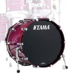 TAMA (タマ) スタークラシック ウォルナット/バーチ バスドラム単品 22x18インチ 【送料無料】【受注生産カラーあり】