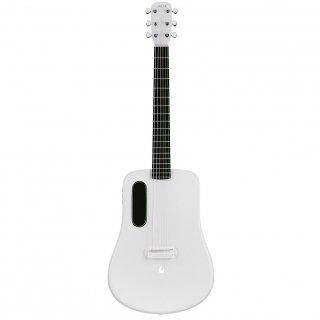 LAVA MUSIC ( ラヴァ・ミュージック ) LAVA ME 2 FreeBoost カーボンファイバーミニギター White