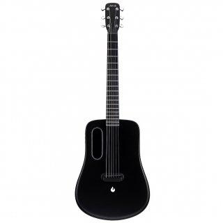 LAVA MUSIC ( ラヴァ・ミュージック ) LAVA ME 2 FreeBoost カーボンファイバーミニギター Black