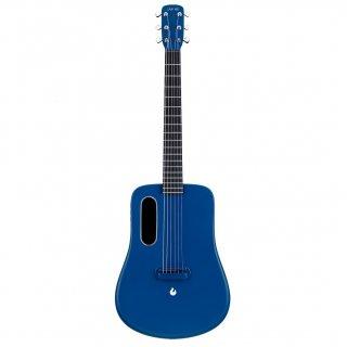 LAVA MUSIC ( ラヴァ・ミュージック ) LAVA ME 2 FreeBoost カーボンファイバーミニギター Blue