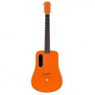 LAVA MUSIC ( ラヴァ・ミュージック ) LAVA ME 2 FreeBoost カーボンファイバーミニギター Orange