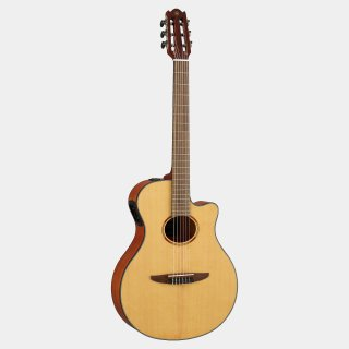 YAMAHA (ヤマハ) NXシリーズ エレガットギター NTX1 (NT:ナチュラル)【ソフトケース付】