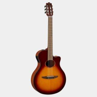 YAMAHA (ヤマハ) NXシリーズ エレガットギター NTX1 (BS:ブラウンサンバースト)【ソフトケース付】