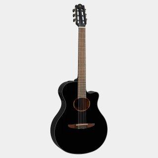 YAMAHA (ヤマハ) NXシリーズ エレガットギター NTX1 (BL:ブラック)【ソフトケース付】