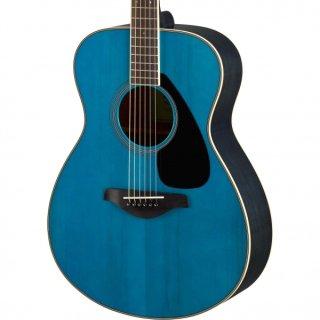 【アクセサリーパック プレゼント】YAMAHA (ヤマハ) FSシリーズ アコースティックギター FS820 (TQ:ターコイズ) ソフトケース付■■