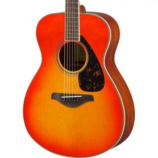 【アクセサリーパック プレゼント】YAMAHA (ヤマハ) FSシリーズ アコースティックギター FS820 (AB:オータムバースト) ソフトケース付