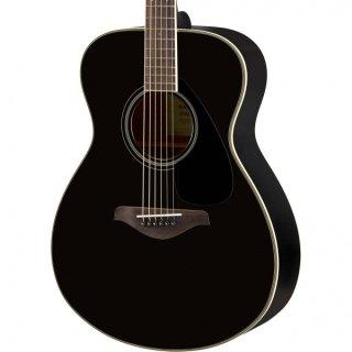 【アクセサリーパック プレゼント】YAMAHA (ヤマハ) FSシリーズ アコースティックギター FS820 (BL:ブラック) ソフトケース付 ■■