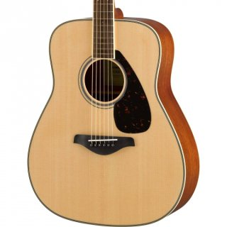 【アクセサリーパック プレゼント】YAMAHA (ヤマハ) FGシリーズ アコースティックギター FG820 (NT:ナチュラル) ソフトケース付 ■■