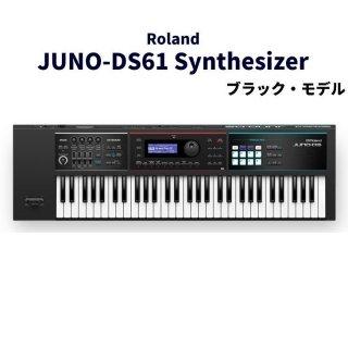 Roland (ローランド) シンセサイザー 61鍵 ブラック・モデル Synthesizer JUNO-DS61