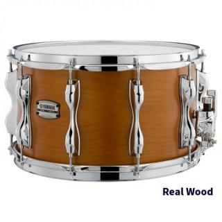YAMAHA (ヤマハ) レコーディングカスタム スネアドラム バーチシェル 14x8インチ Recording Custom Wood Snare Drums RBS1480RW(リアルウッド)