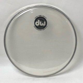dw (ディーダブリュ) タムタム用ヘッド 10インチ クリアDW-DH-CL10【USA製】