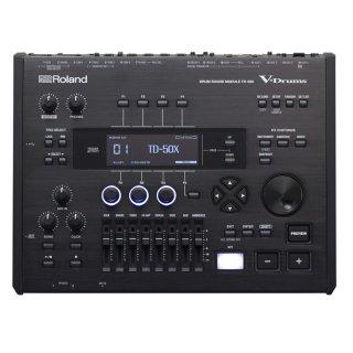 【5月29日発売予定】Roland (ローランド) ドラムサウンドモジュール Drum Sound Module TD-50X