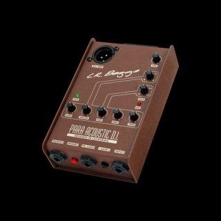 L.R.Baggs (エルアールバッグス)アコースティックギター プリアンプ/D.I. PARA ACOUSTIC D.I.