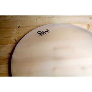 シライミュージック コーティング スネアサイド ドラムヘッド 14インチ SAH-14MC