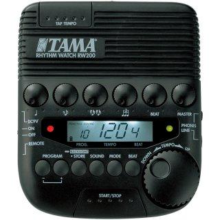 TAMA (タマ) RHYTHM WATCH RW200 ソフトケース付き タマ 電子メトロノーム リズムウォッチ