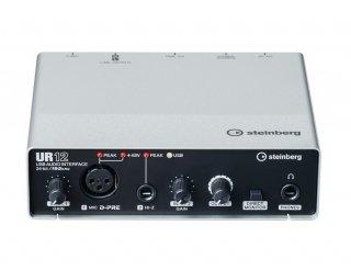 Steinberg ( スタインバーグ ) USBオーディオインターフェース / Steinberg USB AUDIO INTERFACE UR12 【送料無料】