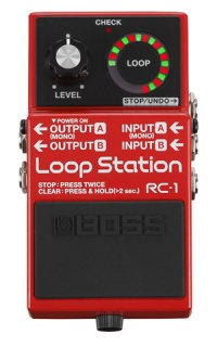 BOSS (ボス) Loop Station RC-1 ボス ループステーション【送料無料】