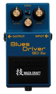 BOSS (ボス) 「技 WAZA CRAFT」シリーズ ブルースドライバー Blues Driver BD-2W 【送料無料】