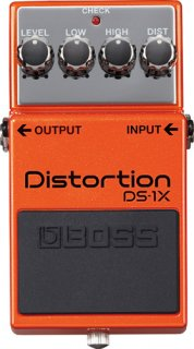 BOSS (ボス) ディストーション Distortion DS-1X 【送料無料】
