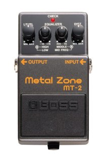 BOSS (ボス) メタルゾーン Metal Zone MT-2 【送料無料】