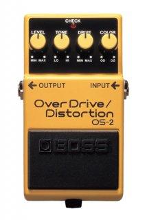 BOSS (ボス) オーバードライブ/ディストーション OverDrive/Distortion OS-2 【送料無料】