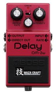 BOSS (ボス) 「技 WAZA CRAFT」シリーズ ディレイ Delay DM-2W 【送料無料】