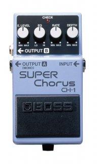BOSS (ボス) スーパーコーラス SUPER Chorus CH-1【送料無料】