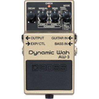 BOSS (ボス) ダイナミックワウ Dynamic Wah AW-3 【送料無料】
