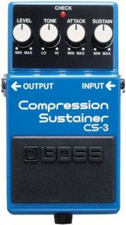 BOSS (ボス) コンプレッションサスティナー Compression Sustainer CS-3 【送料無料】